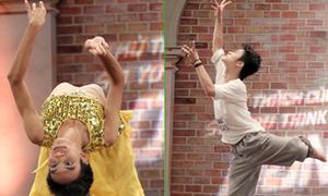 'Thử thách cùng bước nhảy' mở màn ấn tượng