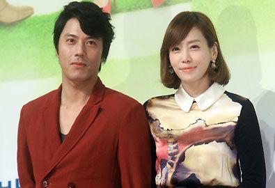 Han Jae Suk, Kim Jung Eun vướng tình tay ba