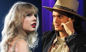 Taylor Swift: 'John Mayer hơi tự phụ đấy'