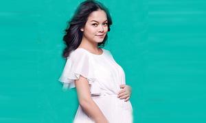 Phạm Quỳnh Anh đã lên kịch bản phim đón con chào đời