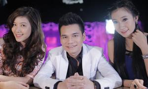 Khắc Việt đóng MV cùng dàn hot girl