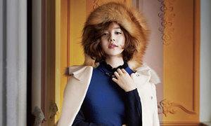 Sung Yuri xinh đẹp đón ngày giao mùa