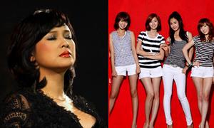 Phú Quang lý giải Thanh Lam 'đọ giọng' với ca sĩ Hàn
