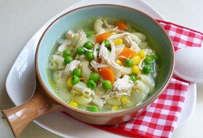 12 món súp dễ ăn dễ làm
