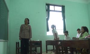 Những lớp học xóa mù chữ miễn phí miền biển