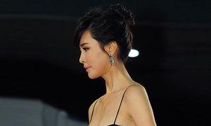 Mỹ nhân váy đen Lee Da Hae