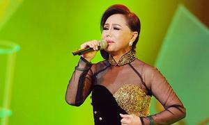 Thanh Tuyền kỷ niệm 50 năm ca hát bằng liveshow