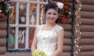 Bộ sưu tập váy cưới 'Công chúa tuyết'