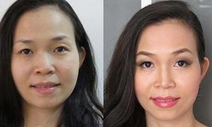 Thi make-up: Rạng ngời đêm dạ tiệc