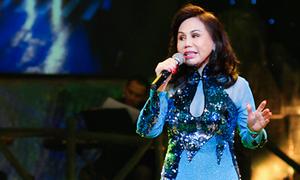 Thanh Tuyền bị đau họng vẫn hát nồng nàn