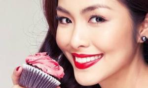 4 bước để có môi đỏ quyến rũ