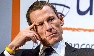 Lance Armstrong chia sẻ bài học cuộc sống