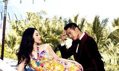 Đổng Tuyền, Cao Vân Tường lãng mạn đón Valentine