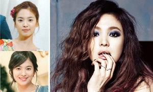 Song Hye Kyo đẹp lên theo năm tháng