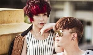 Thanh Trúc Idol kết hợp với Dũng Hà 'The Voice'