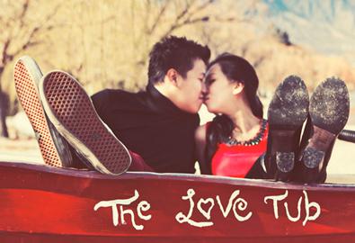 Ảnh cưới đẹp: Hạnh phúc bên nhau
