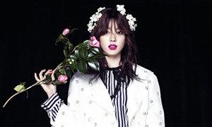 'Nàng Dong Yi' đẹp rực rỡ sắc hoa