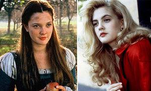 Thời thiếu nữ xinh tươi của Drew Barrymore