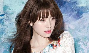 'Nàng Dong Yi' xinh đẹp với sắc màu mùa mới