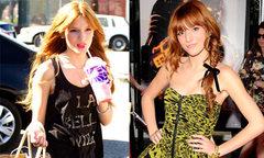 Style quyến rũ của sao teen Bella Thorne