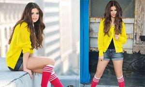 Selena Gomez - cô nàng tuổi 20 sắc màu xì tin