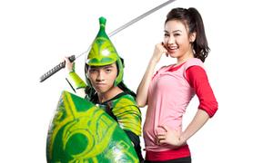 Ngân Khánh lồng tiếng phim 'Epic'