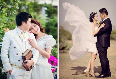 Bình chọn ảnh cưới đẹp nhất tháng 3 và 4