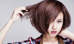 Sao Việt chọn tóc bob tăng chiều cao