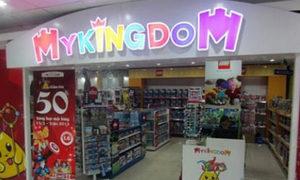 'Vương quốc' đồ chơi My Kingdom