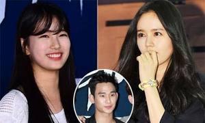 Người tình màn ảnh đua nhau ủng hộ Kim Soo Hyun