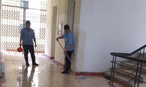 Sinh viên đánh thầy giáo bất tỉnh ngay trong trường