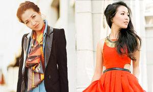 Wendy Nguyễn, fashionista gốc Việt nghị lực