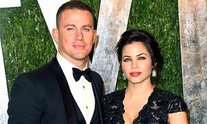 Channing Tatum đã khóc khi chứng kiến vợ đau đẻ