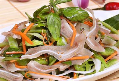 Phong cách ẩm thực Việt đương đại