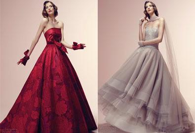 Váy cưới Alessandra Rinaudo 2014 cá tính
