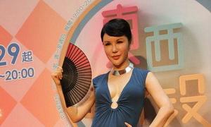 MC chuyển giới Đài Loan tự tin tuổi 50