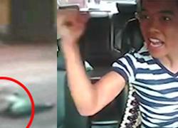 Tài xế trẻ cứu giúp nạn nhân say rượu bị tai nạn