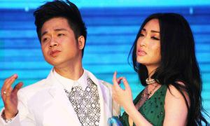 Quách Tuấn Du - Như Ý làm DVD nhạc Lam Phương