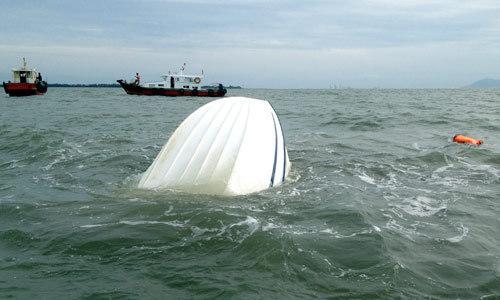 Lá thư kêu cứu của vợ tài công tàu bị chìm