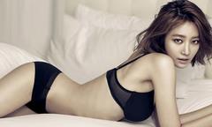 Go Jun Hee đẹp nuột nà với nội y