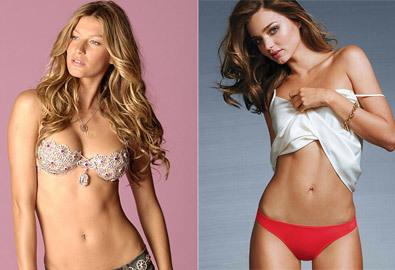Top 10 người mẫu kiếm tiền giỏi nhất thế giới 2013