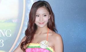 Thí sinh Miss Hong Kong phủ nhận 'mất zin' năm 13 tuổi