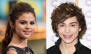 Nam ca sĩ Anh mê mẩn Selena Gomez