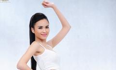 Diễm Hương rạng ngời vẻ đẹp tuổi 23