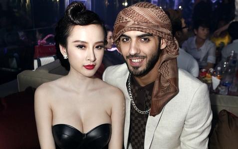 Angela Phương Trinh sexy quá đà bên 'trai đẹp'