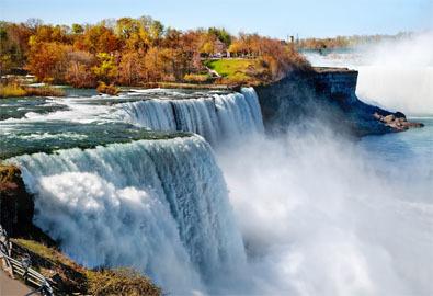 Những thác nước hùng vĩ nhất thế giới