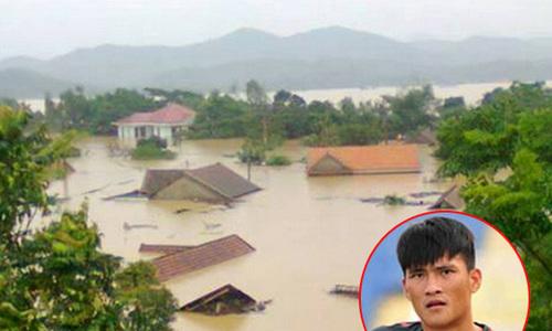 Chia sẻ hot trong ngày trên Facebook cầu thủ Việt
