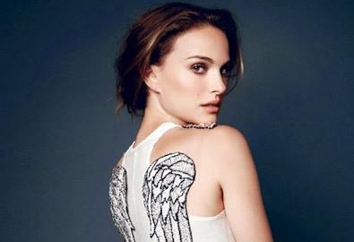 Natalie Portman khoe nét yêu kiều