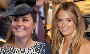 'Cuộc chiến' style giữa Kate và Cressida Bonas
