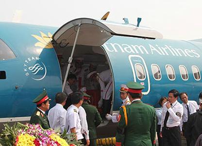 Cơ trưởng ATR72 mãi không quên chuyến bay đặc biệt
